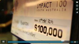 2016 Impact100SA Winner